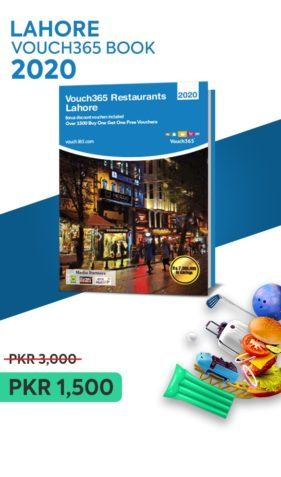 Lahore 2020 Vouch365 Book