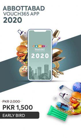 Abbottabad 2020 Vouch365 App