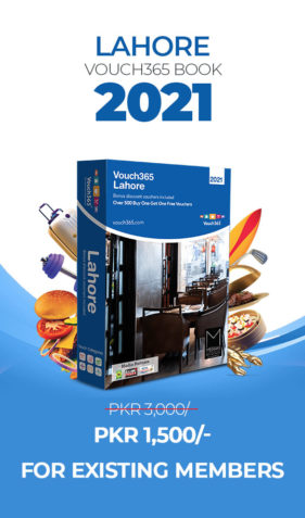 Lahore 2021 Vouch365 Book